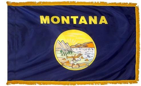 Montana Indoor Flag
