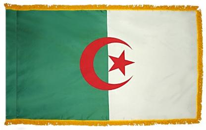 Algeria Indoor Flag for sale