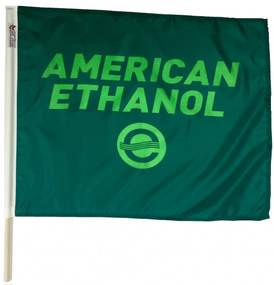 American Ethanol Racing Flag Flagman of America