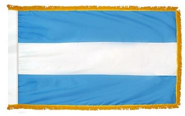 Argentina indoor flag for sale