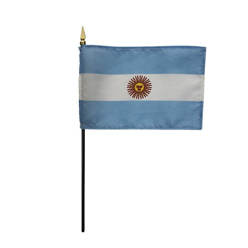 Mini Argentina flag for sale