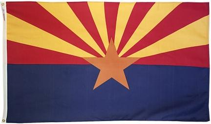 Arizona Flag For Sale - Commercial Grade Outdoor Flag - Made in USA