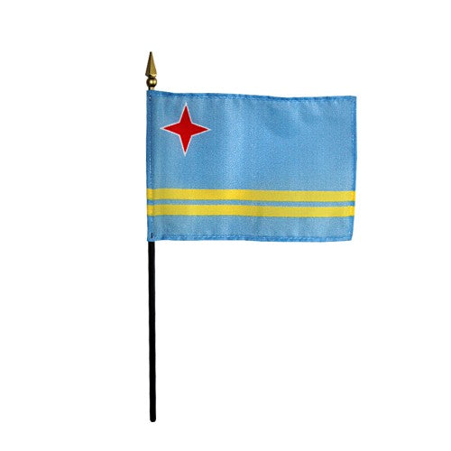 Mini Aruba Flag for sale