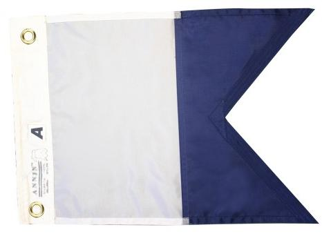 code signal flag a for sale - made in usa - flagman of america