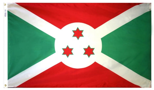 Burundi Outdoor Flag for Sale