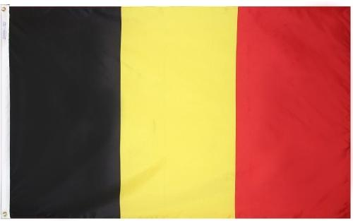 Belgium Outdoor Flag for Sale