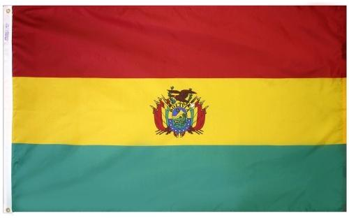 Bolivia Outdoor Flag for Sale