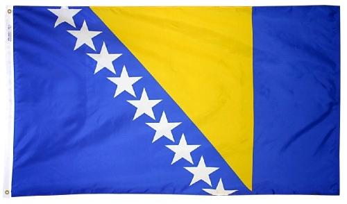 Bosnia Flag Bosnia Outdoor Flag | Bosnia and Herzegovina Outdoor Flag