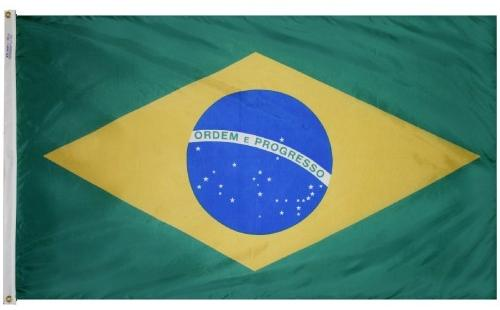 Brazil Outdoor Flag for Sale