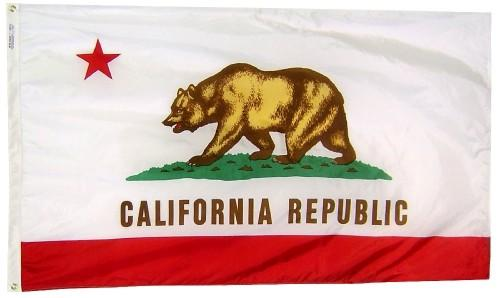 California Flag For Sale - Commercial Grade Outdoor Flag - Made in USA