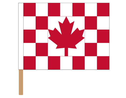 Canada Checkered Flag