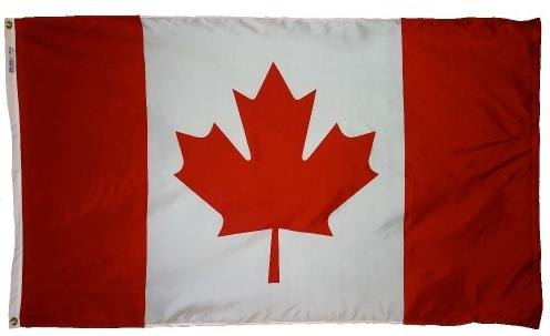 Canada Outdoor Flag for Sale