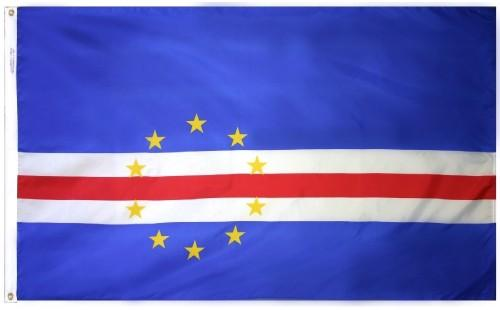 Cape Verde Outdoor Flag for Sale