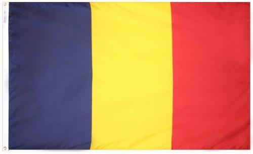 Chad Outdoor Flag for Sale
