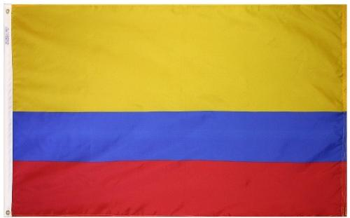 Colombia Outdoor Flag for Sale