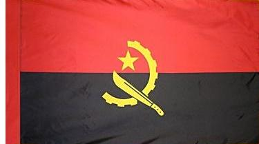 Angola (UN) Indoor Flag
