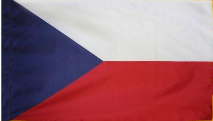 Czech Republic Indoor Flag for sale