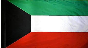 Kuwait Indoor Flag for sale