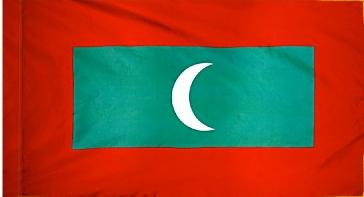 Maldives Indoor Flag for sale