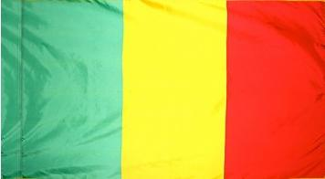 Mali Indoor Flag for sale