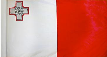 Malta Indoor Flag for sale