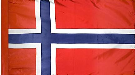 Norway Indoor Flag for sale