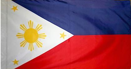 Philippines Indoor Flag for sale