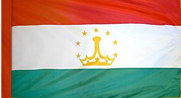 Tajikistan Indoor Flag for sale