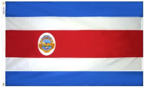Costa Rica Outdoor Flag for Sale