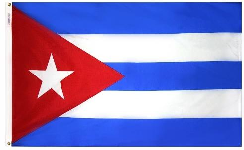 Cuba Outdoor Flag for Sale