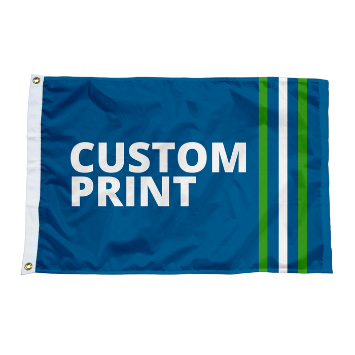 Customized Golf Flags | Custom Golf Flags | Custom Golf Pin Flags