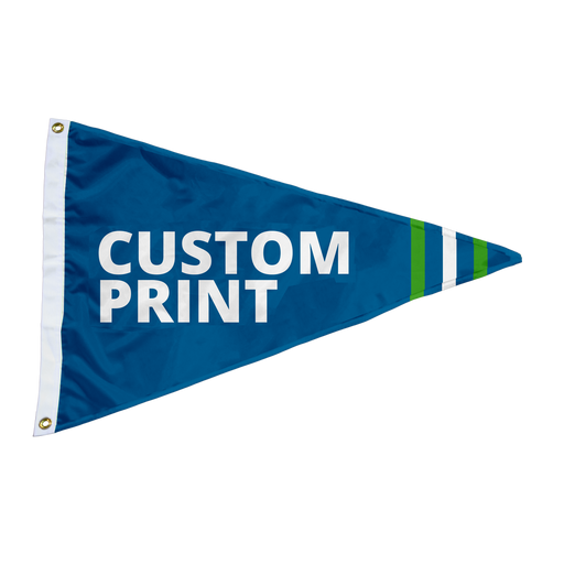 Custom Pennants For Sale - Custom Flags for Sale