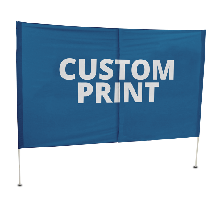 Custom Printed Tear Away / Run Through Banner