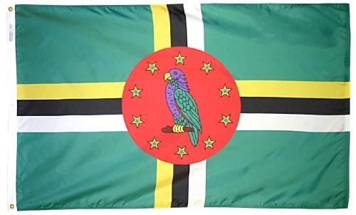 Dominica Outdoor Flag for Sale