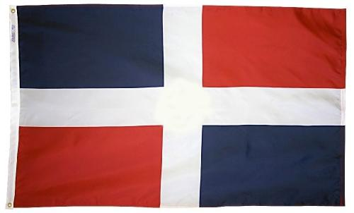 Dominican Republic Outdoor Flag for Sale