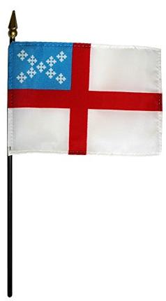Miniature Episcopal Flag for sale