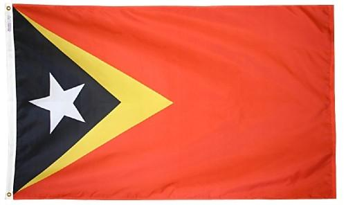 East Timor Outdoor Flag for Sale