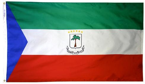 Equatorial (with seal) Outdoor Flag