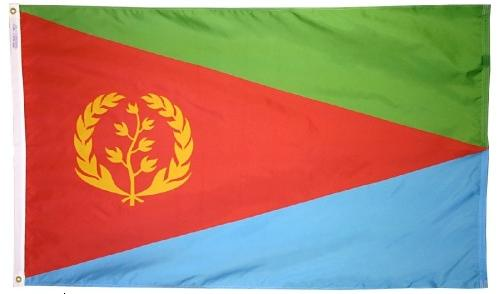 Eritrea Outdoor Flag