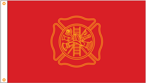 fire department flag for sale - made in usa - flagman of america