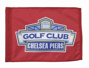 CUSTOM GOLF FLAG FOR SALE - printed golf flags for sale - make your own golf flag