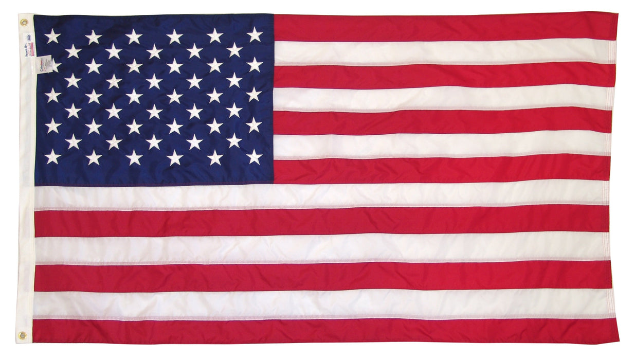 Flagman of America Liberty Nylon American Flag Compare to Annin Nyl Glo