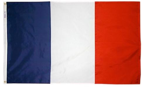 France Outdoor Flag for Sale