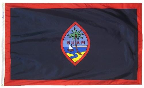 Guam Outdoor Flag