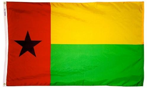 Guinea-Bissau outdoor flag for sale