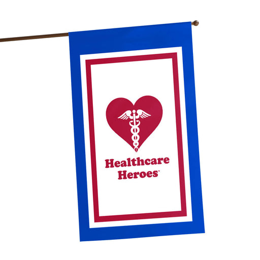 Healthcare Heroes Outdoor Banner