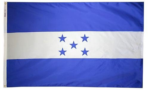 Honduras outdoor flag for sale