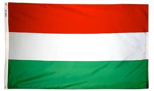 Hungary outdoor flag for sale