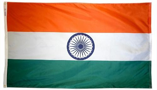 India Outdoor Flag