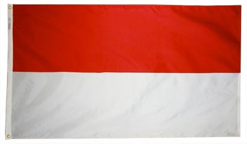 Indonesia outdoor flag for sale